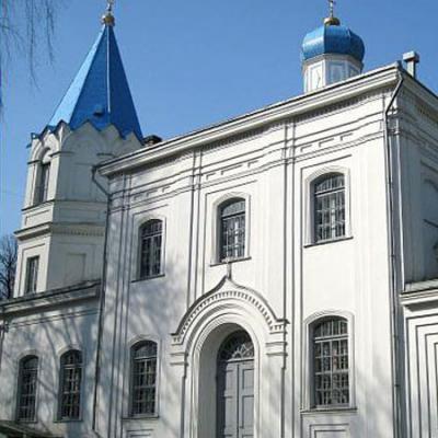 Svētā Nikolaja Tukuma pareizticīgo baznīca