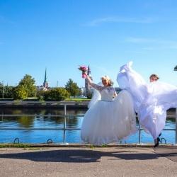 Парад невест - 2016. Рига.-
