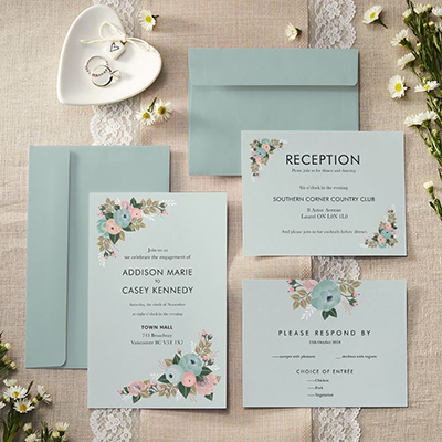 Как составить свадебные приглашения