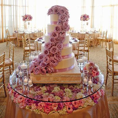 Свадебный торт - символ удачи