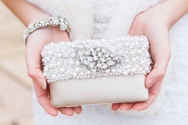 Kāzu somiņa līgavai