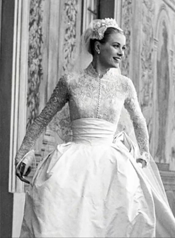 TOP-20. Самые элегантные невесты всех времен.