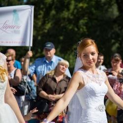 Līgavu parāde - 2016. Rīga.-
