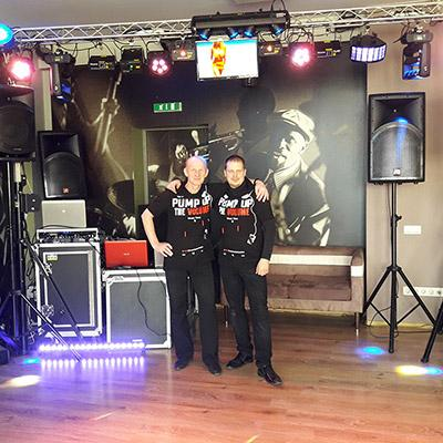 DJ Oļegs / DJ Sergejs