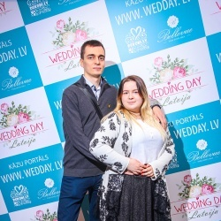 Wedding Day EXPO Latvija 2020-