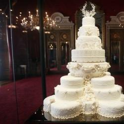 Свадебные торты и сладости