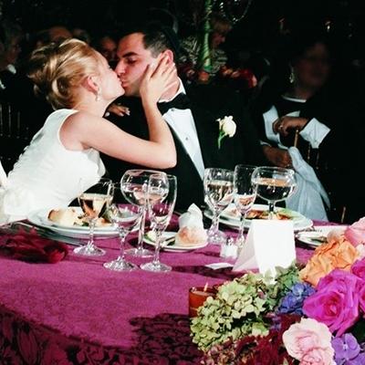 Какая свадьба без банкета?