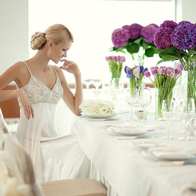 Свадебный банкет – дело тонкое