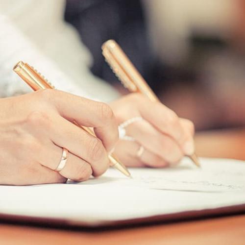 Регистрация брака в условиях чрезвычайной ситуации в стране